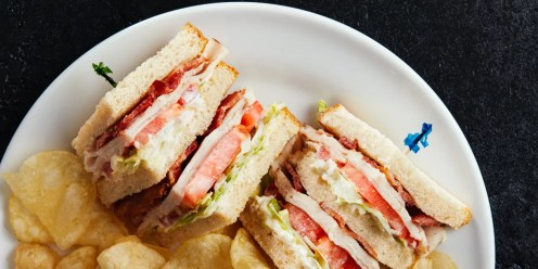 Image result for turkey club
