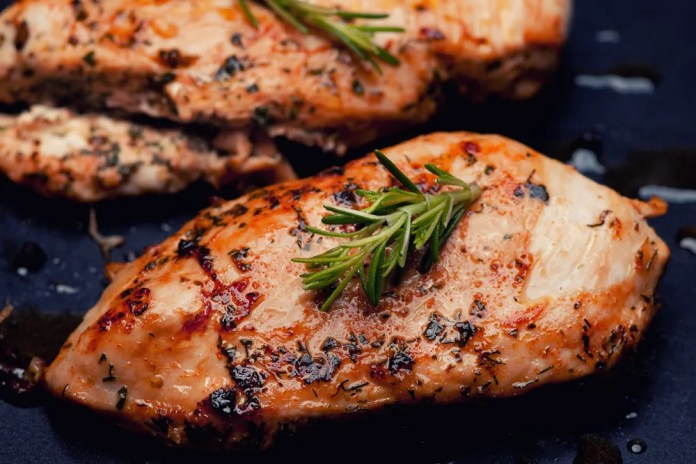 Top 5 protein rich foods