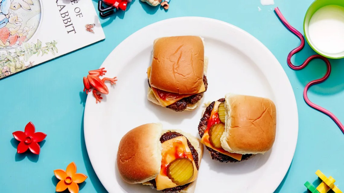These Mini Burgers Are Perfect for Make-Ahead Freezer ...
