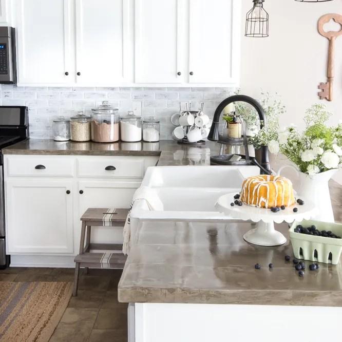 7 diy kitchen backsplash ideas that are
