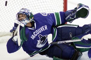Luongo is still day to day
