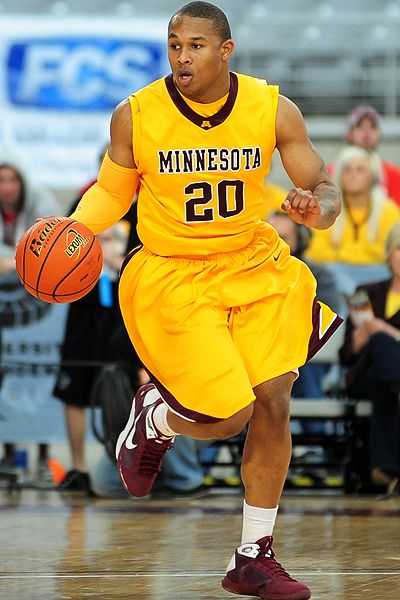 Minnesota Guard Lawrence Westbrook