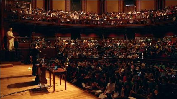 À Harvard, le cours le plus suivi est un cours d ...