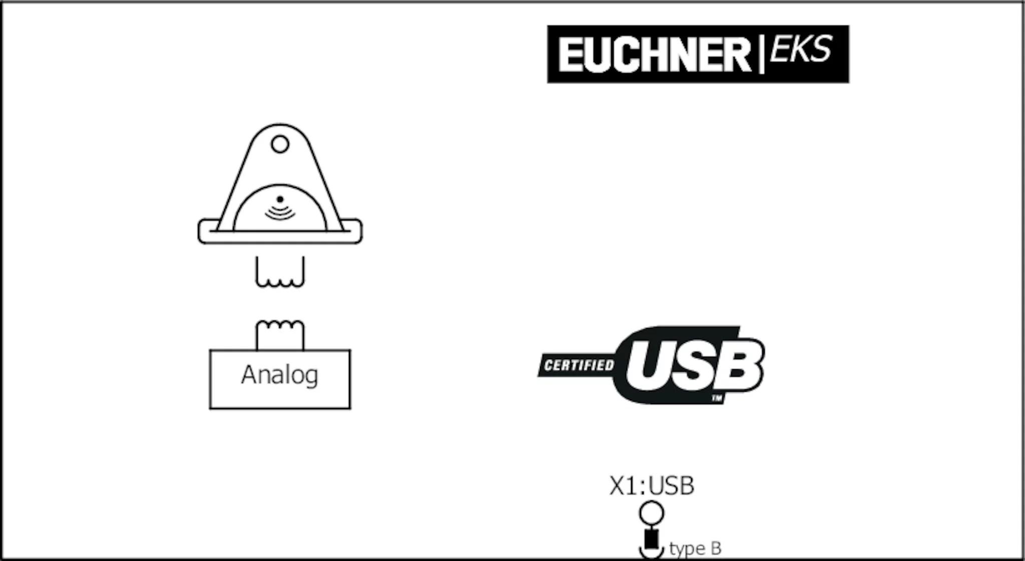 Eks A Iux G01 St01 Electronic Key Adapter With Usb