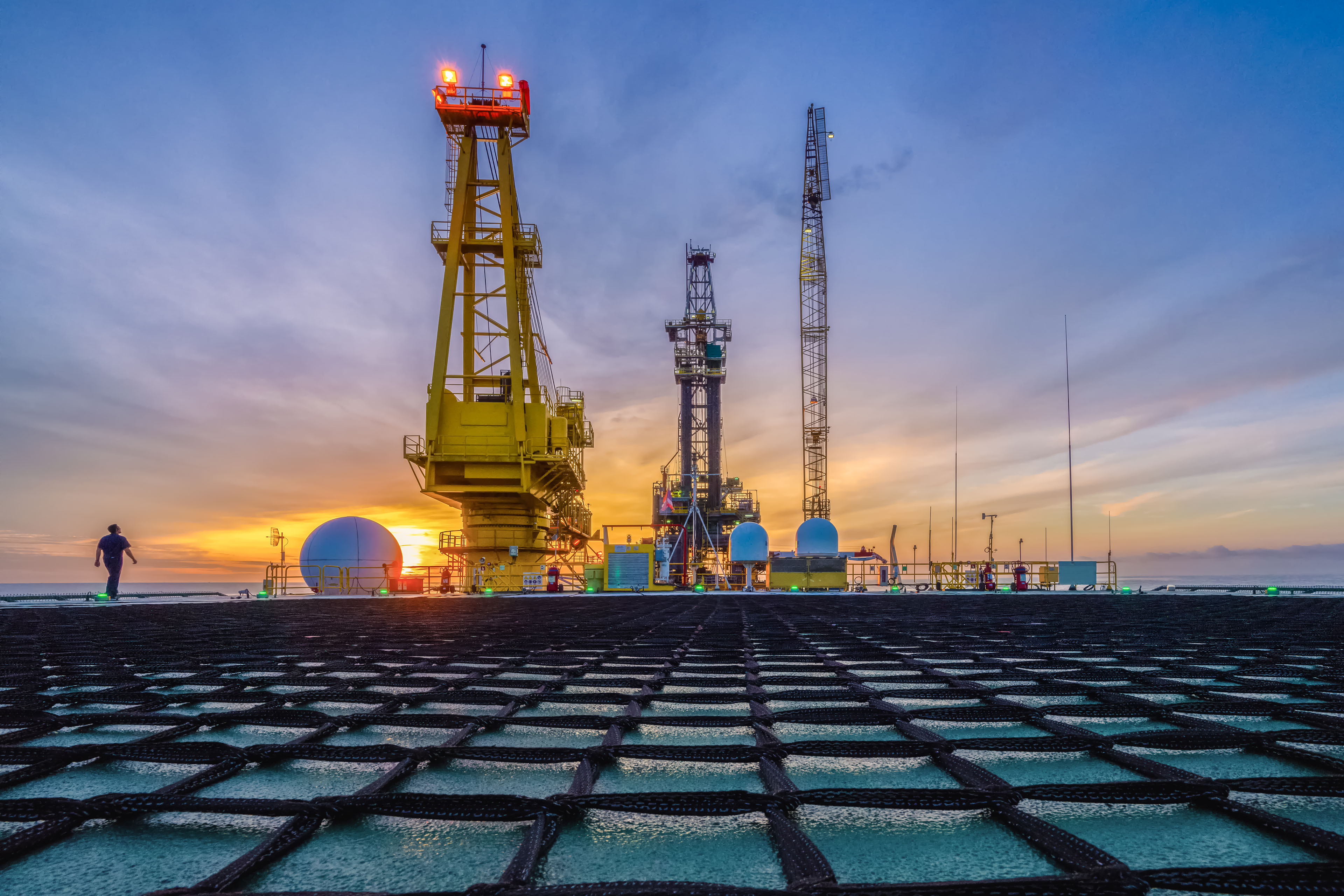 Top 3 Oil And Gas Trends Q1 Ey