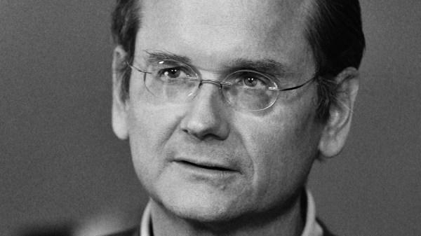 Lawrence Lessig's Crazy Plan To Run For President, Fix ...