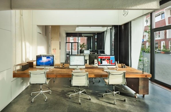 The 10 Coolest Office Spaces Of 2014 CoDesign