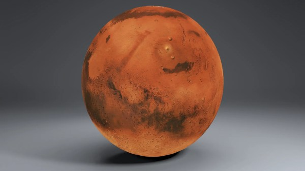 Mars 8k Globe - FlatPyramid