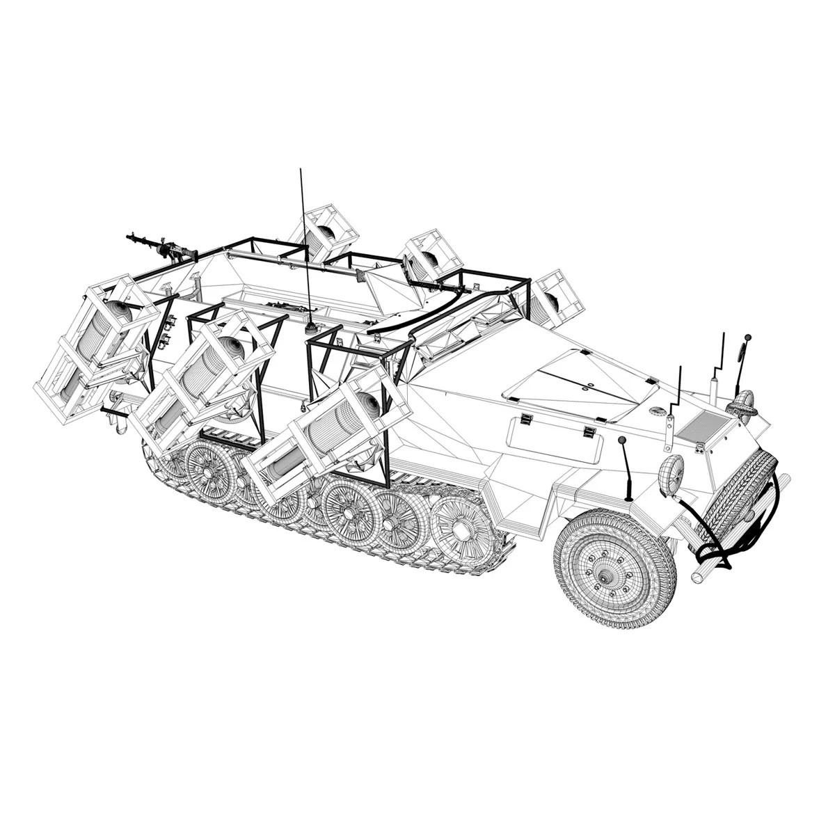 Sdkfz 251 Ausf B