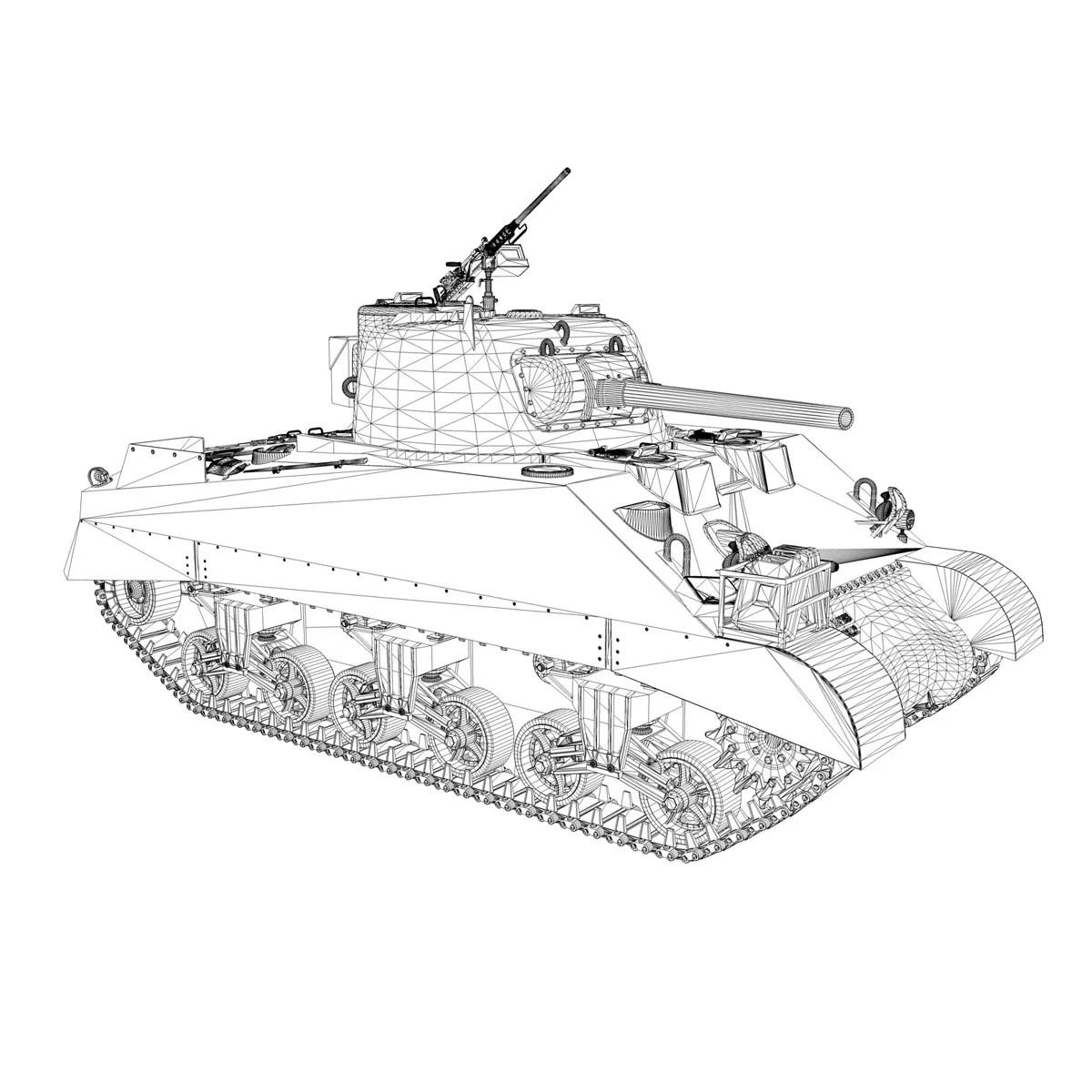 M4 Sherman Mk Iii