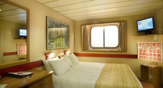 Carnival Fantasy Staterooms Review Fodors