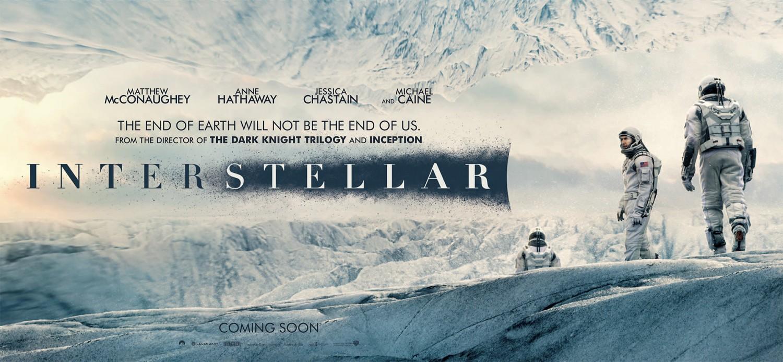 interstellar movie posters and main