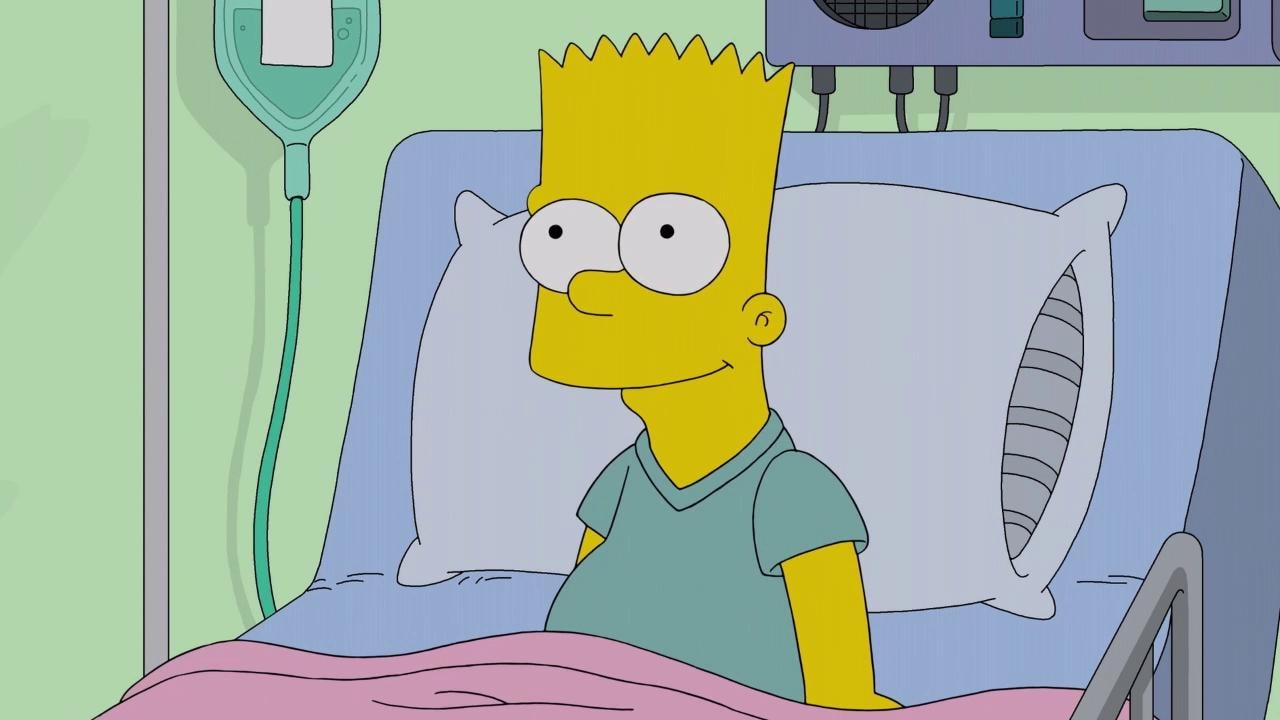Watch The Simpsons Season 30 Episode 1 Barts Not Dead