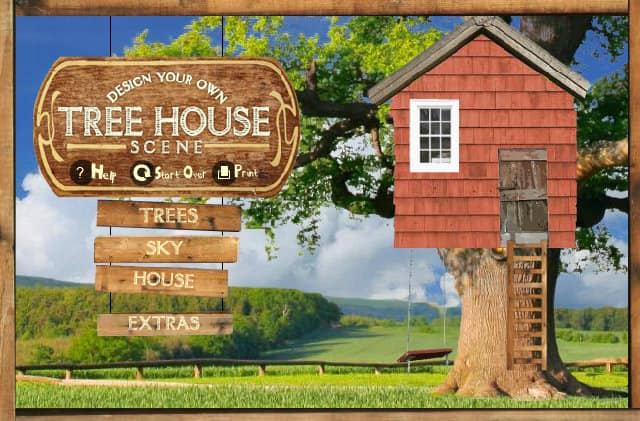 Play Free House Design Games Online Decorating Games Funnygames Asia Decorating Games Funnygames Asia Design Your Own Tree House