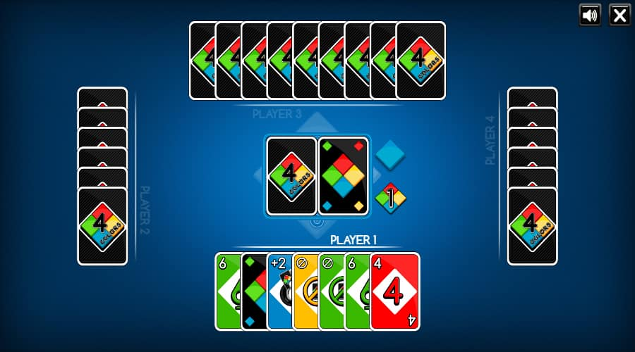 Uno Online - Free Play & No Download | FunnyGames.us