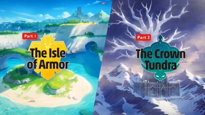 All Version Exclusives In Pokemon Sword And Shield The Isle Of Armor Dlc Gamepur