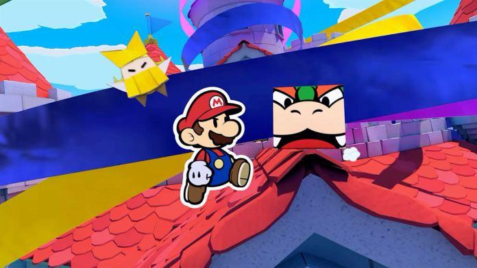 Paper Mario: La mise à jour 1.0.1 du roi Origami corrige un bogue révolutionnaire