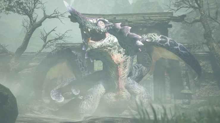 monster hunter rise chameleos dlc