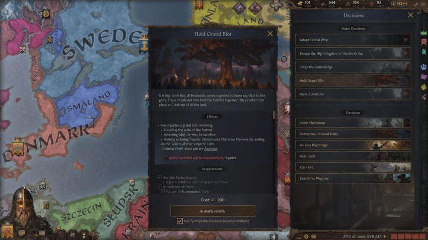 Crusader Kings 3 DLC