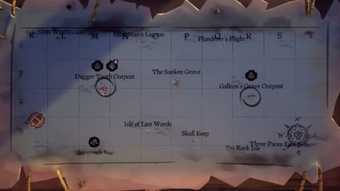 Sea of Thieves The Wilds
