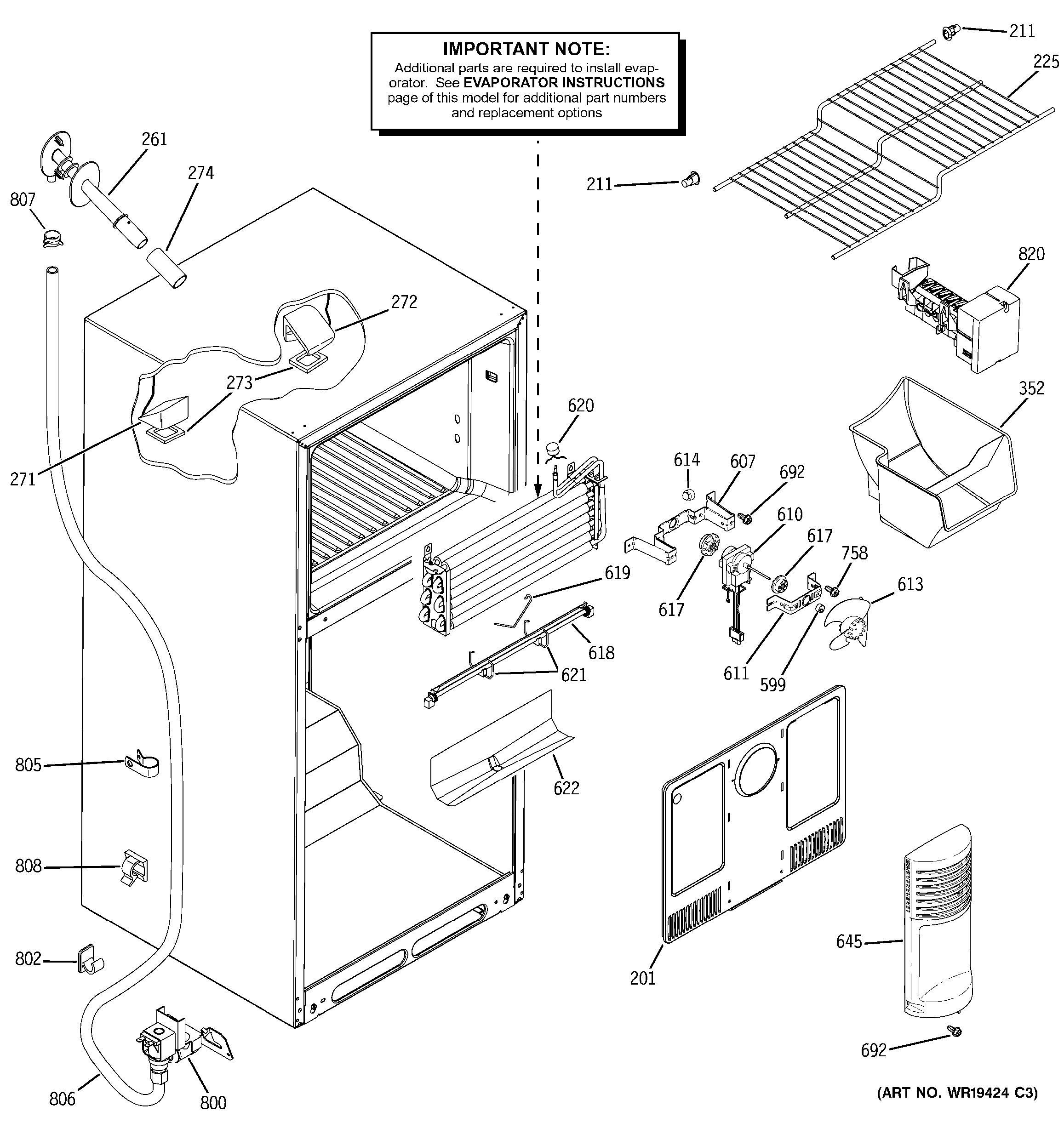 Wiring Diagram For Whirlpool Fridge Freezer