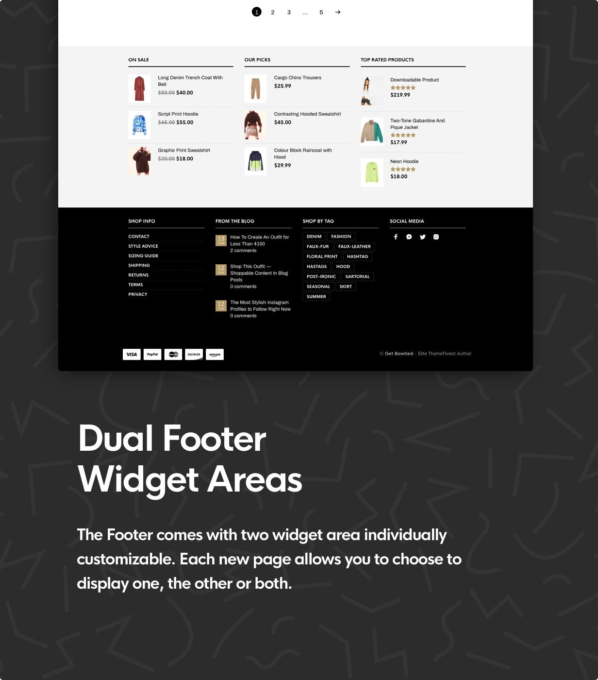 The Retailer - eCommerce WordPress Theme for WooCommerce - 22
