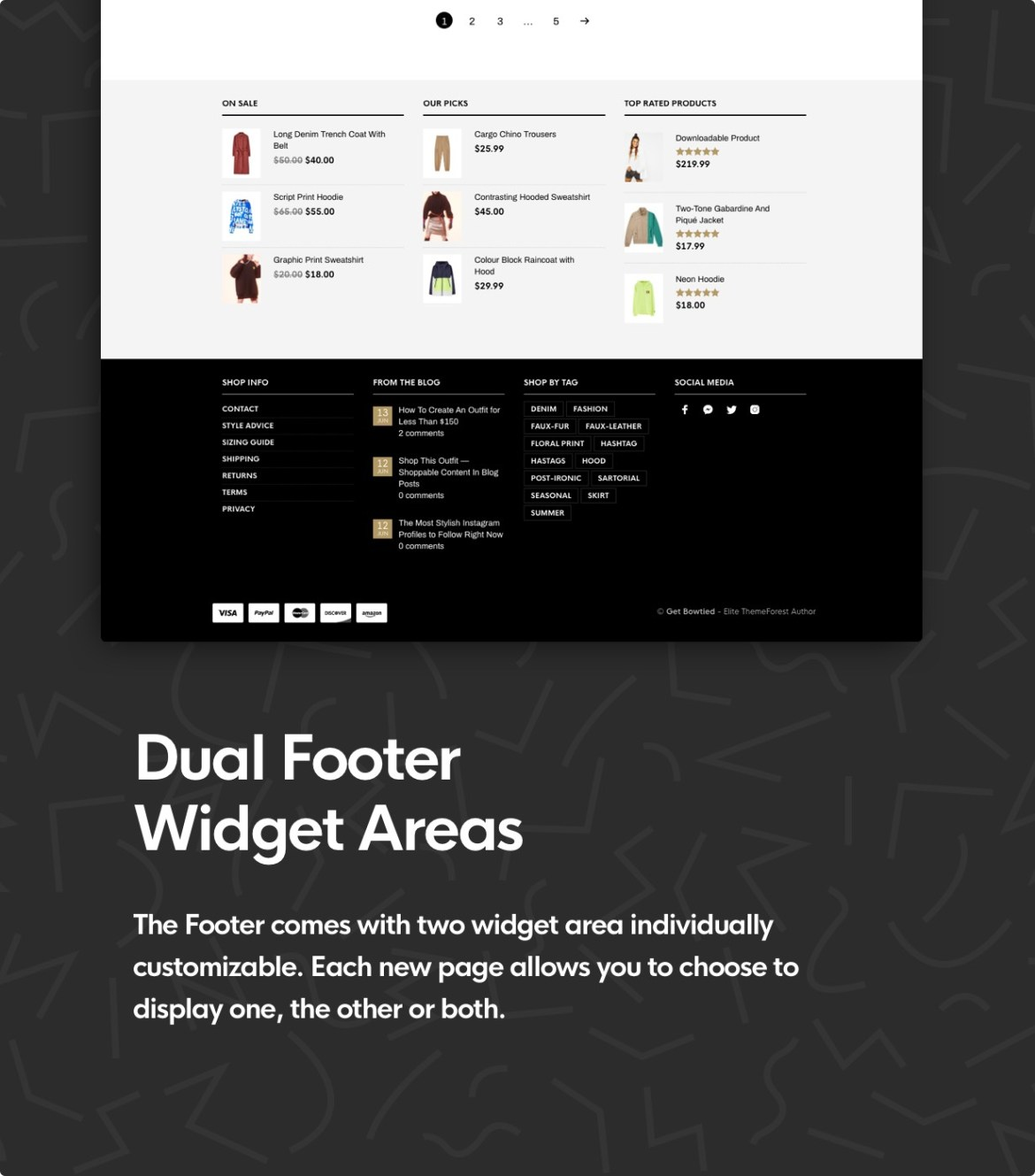 The Retailer - eCommerce WordPress Theme for WooCommerce - 22