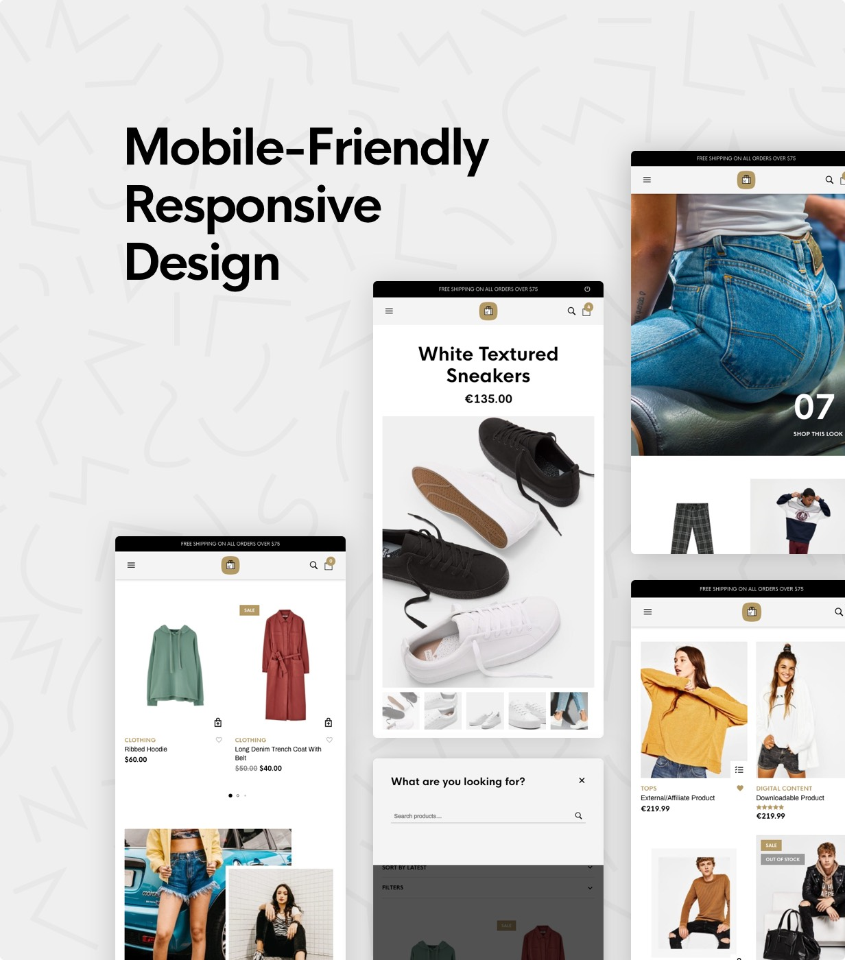 The Retailer - eCommerce WordPress Theme for WooCommerce - 17
