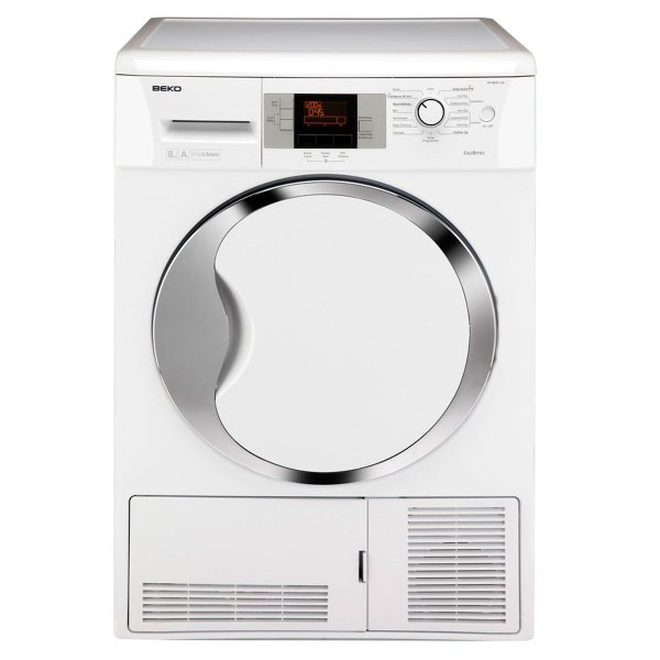 Beko Dry and Save DP8045CW Tumble Dryer review Good