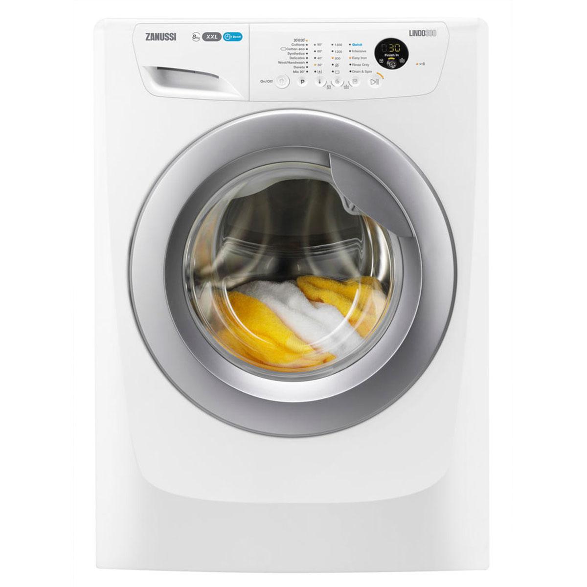 Zanussi ZWF81463W - Good Housekeeping Institute on Washing Machine  id=73854