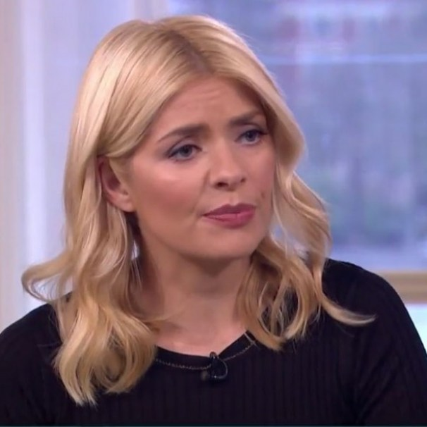 Image result for holly willoughby loose women