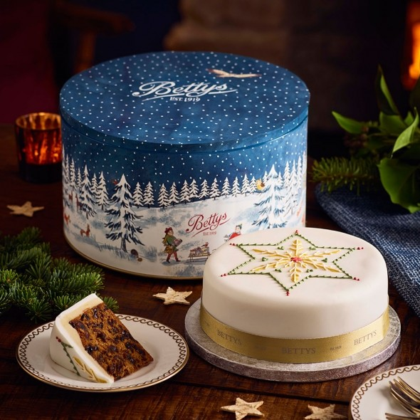 Tried And Tested Christmas Cakes 2017 Best Christmas