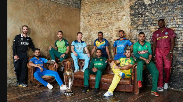 ICC World Cup 2019 jerseys ranked from worst to best | GQ ...