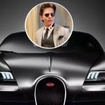Shah Rukh Khan To Reuben Singh 5 Indians Who Drive Luxurious Bugatti Cars Gq India