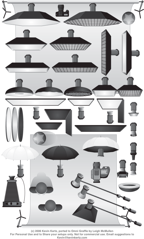Lighting Diagrams for Photography  Strobist   Graffletopia