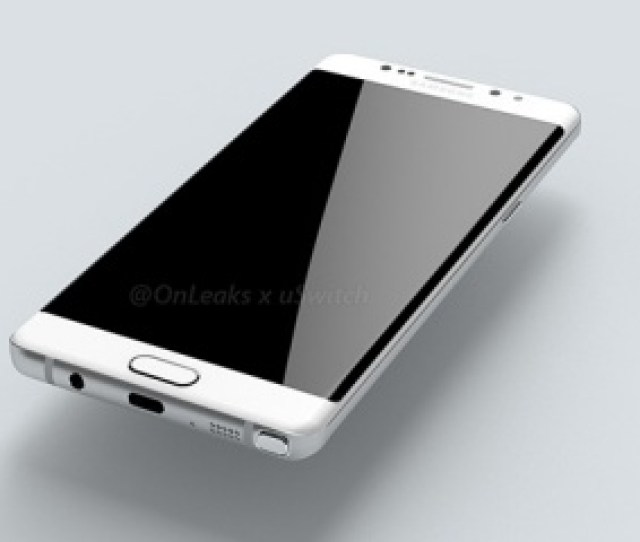Blueprints And Renders Of Samsung Galaxy Note  Leaked Image Source Onleaks Uswitch