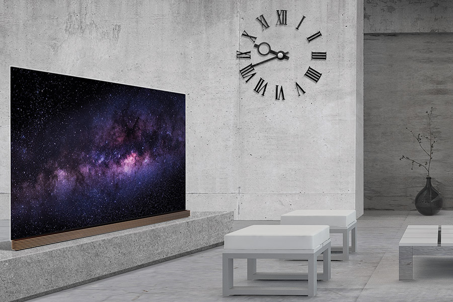 Lg Signature G6 Oled Tv Review This Is The 4k Hdr Tv To Beat It