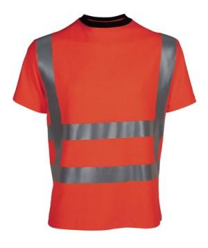 T-shirt HV ISO20471-2 RWS
