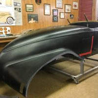 Don't call it a replica: Auburn-Cord-Duesenberg working on third-generation Auburn Boat Tail - Hemmings Daniel Strohl