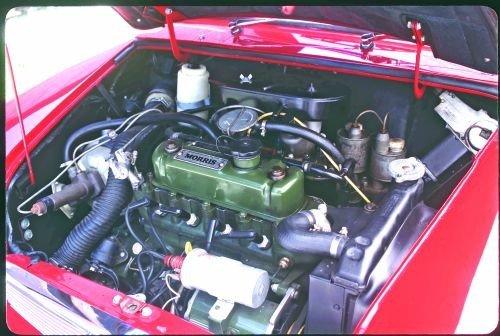 The Classic Mini  1968 Austin Mini  Prolifically pr
