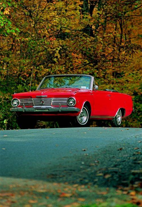 1964 Plymouth Valiant Signet V 8 convertible   A spor   Hemmings     1964 Plymouth Valiant Signet V 8 convertible