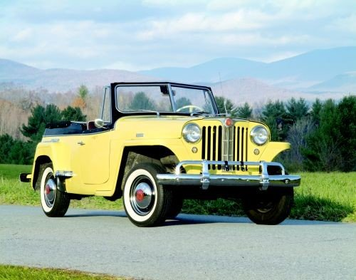 1948-'51 Willys Jeepster Image 1 of 6