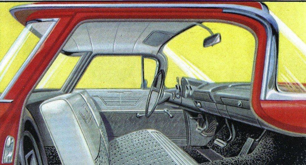 Winged Work Truck 1959 Chevrolet El Camino Chevro