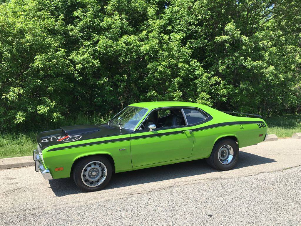 1971 Plymouth Duster For Sale #1955251