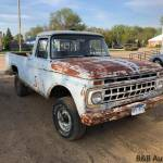 1965 Ford F100 Parts
