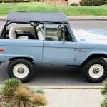 1970 Ford Bronco For Sale 2373249 Hemmings Motor News