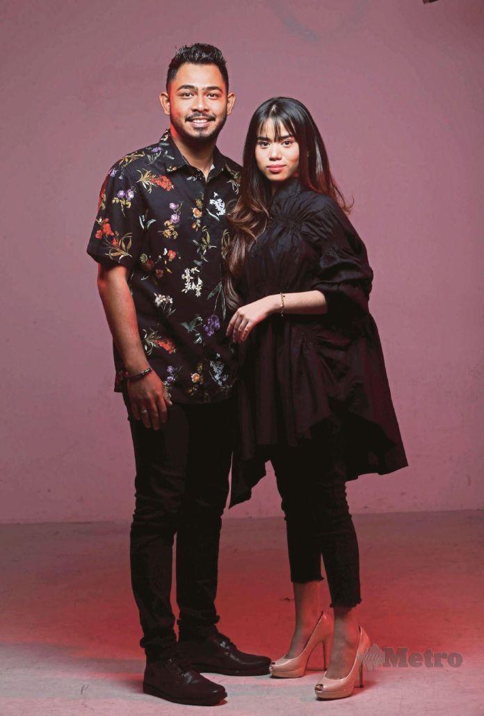 BERDUET dengan Aiman Ismail menerusi lagu Langit Dan Bumi.