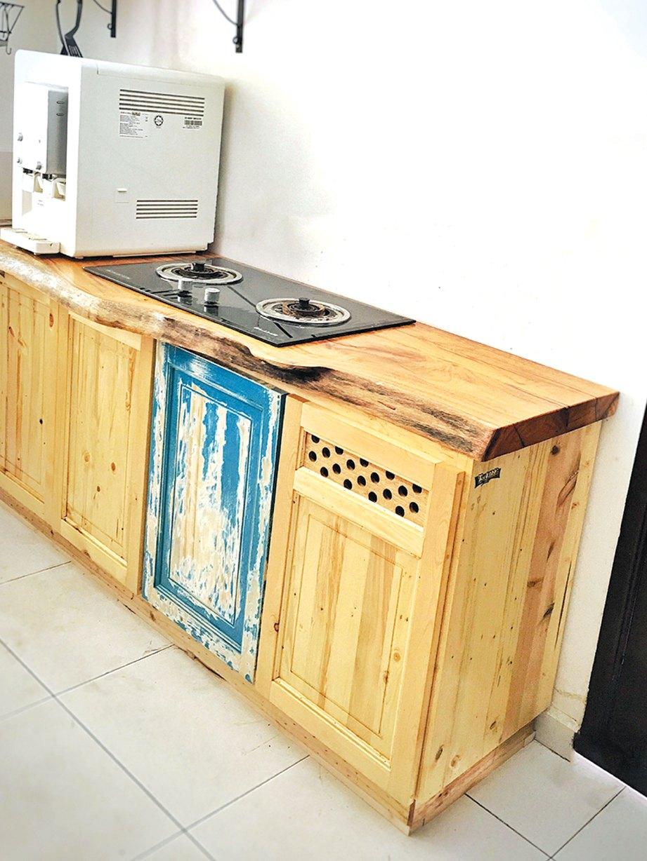 Dapur Kayu Pallet