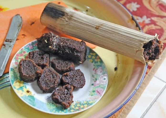 KELAMAI antara makanan tradisi popular masyarakat keturunan Rao. FOTO & VIDEO Sharul Hafiz Zam