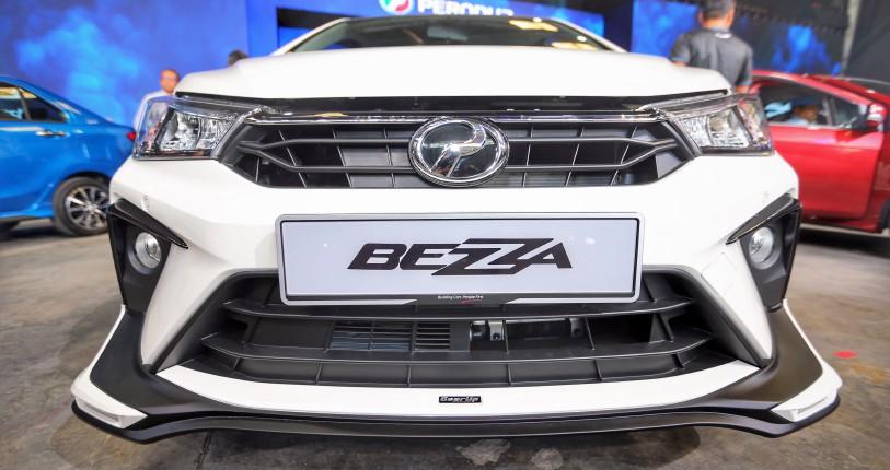 Barisan model semasa perodua merangkumi myvi, axia, bezza,. Perodua lancar Bezza 2020 METROTV | Harian Metro